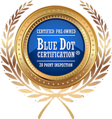 BLue Dot Certified Lasers